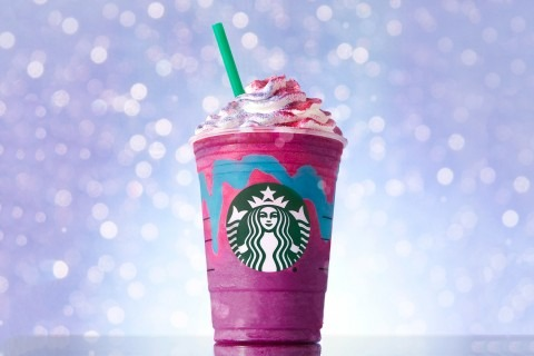 Why The Starbucks Unicorn Frappuccino Is Really Bad For You
