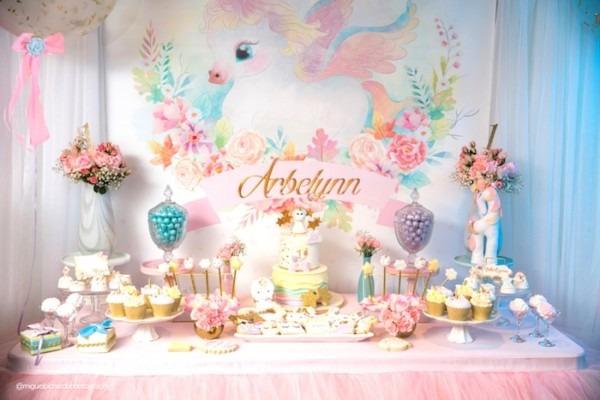 12+ Unicorn Baby Shower Decorations