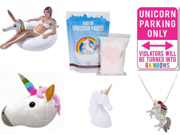 14 Things You Need To Buy If You're Obsessed With Unicorns