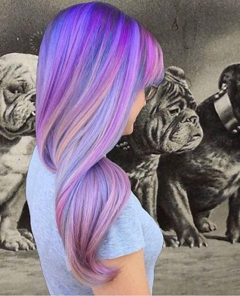 20 Trending Shades Of Unicorn Hair