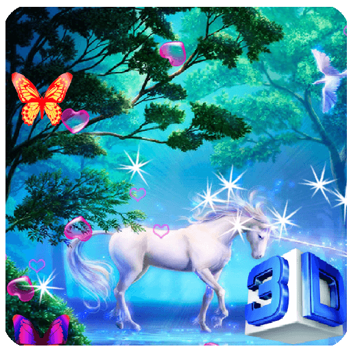 3d Unicorn Live Wallpaper  Amazon Co Uk  Appstore For Android