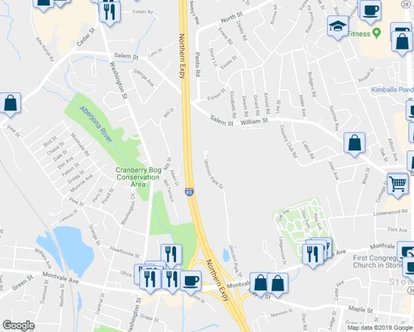 700 Unicorn Park Drive, Woburn Ma