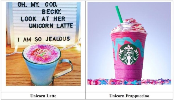 A Williamsburg Coffee Shop Is Suing Starbucks Over Their Unicorn
