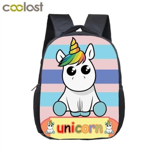 Aliexpress Com   Buy Little Unicorn Baby Backpack School Bags For