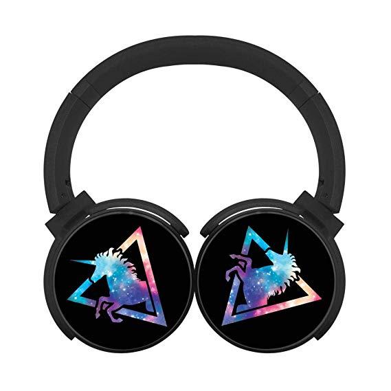 Amazon Com  Asioli Starry Sky Unicorn Bluetooth Headphones,hifi