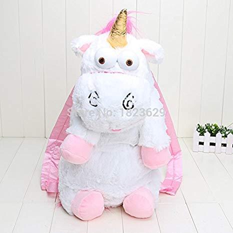 Amazon Com  Despicable Me Unicorn Bag Plush Unicorns Toy Backpack