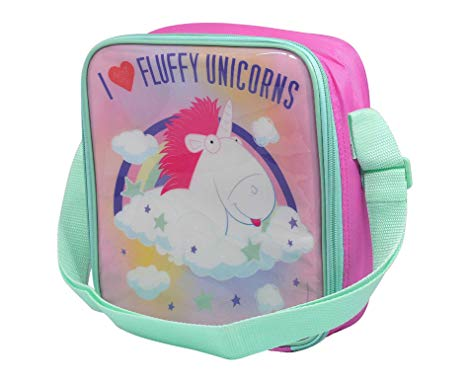 Amazon Com  Despicable Me Unicorn Lunch Bag  Kitchen & Dining