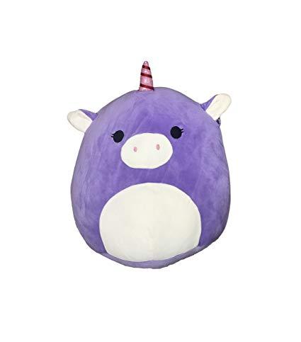 Amazon Com  Kellytoy Squishmallow 8 Inch Astrid The Purple Unicorn