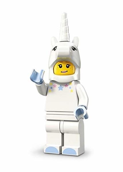 Amazon Com  Lego Minifigures Series 13 Unicorn Girl Construction