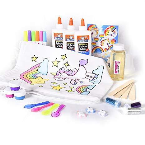 Amazon Com  Mr  E=mc2 Unicorn Slime Kit