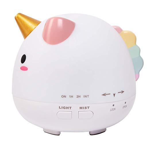 Amazon Com  Smoko 200ml Elodie Unicorn Diffuser Ultrasonic  Home