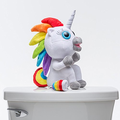 Amazon Com  Squatty Potty Dookie The Pooping Unicorn  Toys & Games