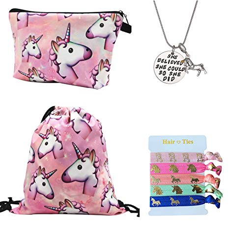 Amazon Com  Unicorn Gifts For Girls 4 Pack