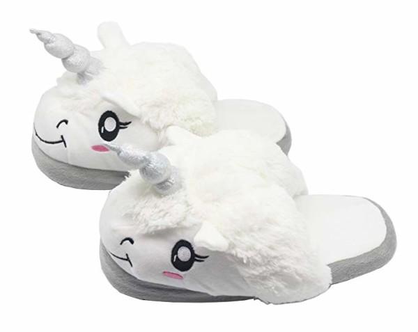 Amazon Com  Unicorn Slippers Women Indoor Animal Shoes Plush House