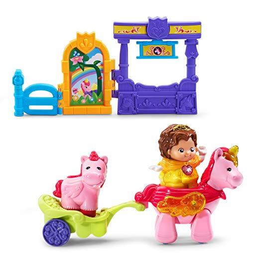 Amazon Com  Vtech Go! Go! Smart Friends Magical Journey Unicorn