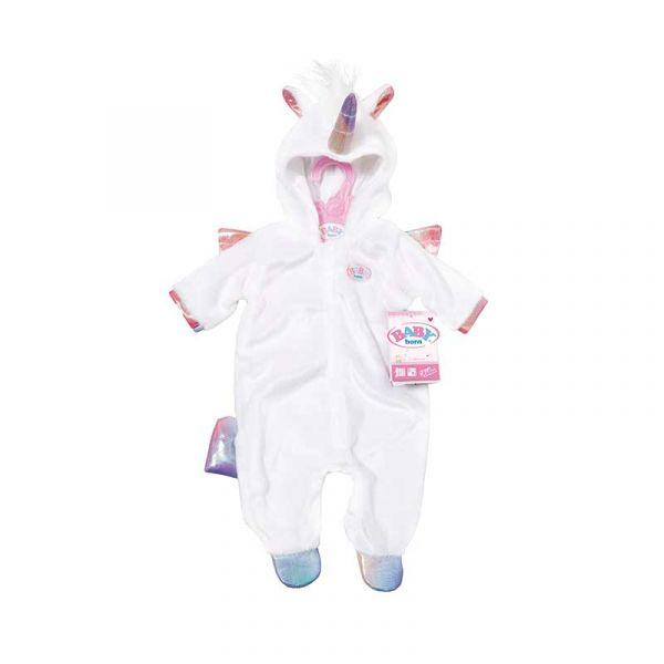 Baby Born Onesie Unicorn Outfit
