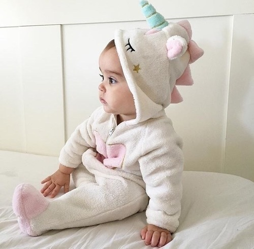 Baby Unicorn Pajamas Uploaded By Joana On We Heart It