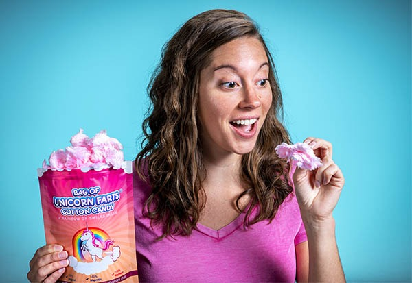 Bag Of Unicorn Farts  A Sugary Snack With Mythical Origins