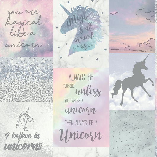 Believe In Unicorns By Arthouse