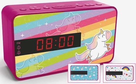 Bigben Dual Radio Alarm Clock Rr16
