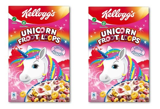 Calling All Unicorn Fans  Unicorn Cereal Is Now A Thing!
