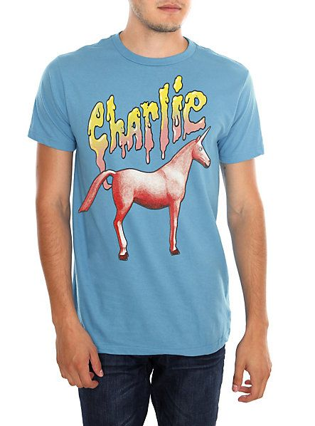 Charlie The Unicorn Charlie T