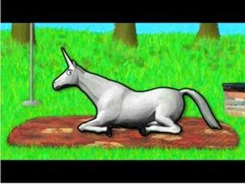 Charlie The Unicorn The Magical Liopleurodon Way