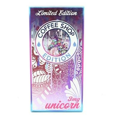 Coffee Shop Edition Unicorn