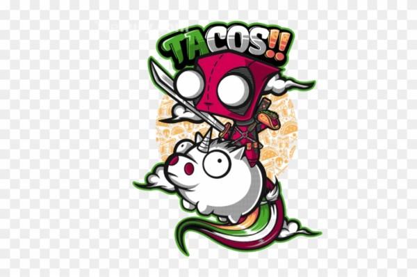 Deadpool, Gir, Tacos