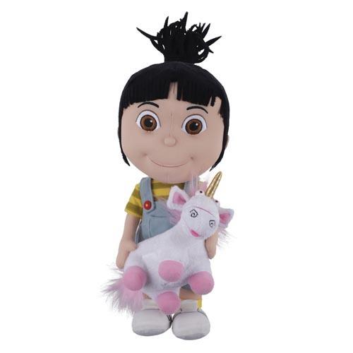 Despicable Me™ Agnes Holding Unicorn Plush