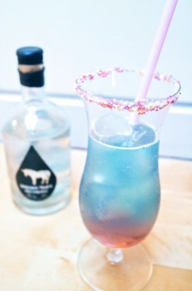 Drink Recipe  Unicorn Tears Drink Recipe