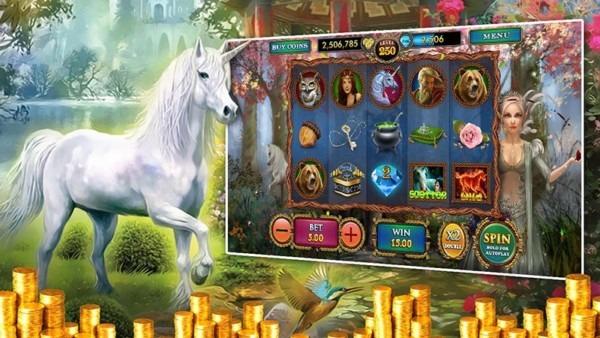 Enchanted Unicorn Slots 2019