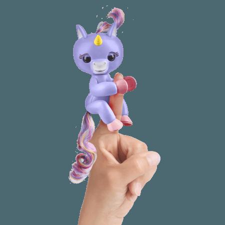 Fingerlings Baby Unicorn Alika By Wowwee