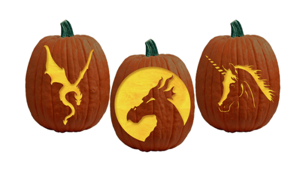 Free Fairy Tale Pumpkin Carving Patterns And Stencils