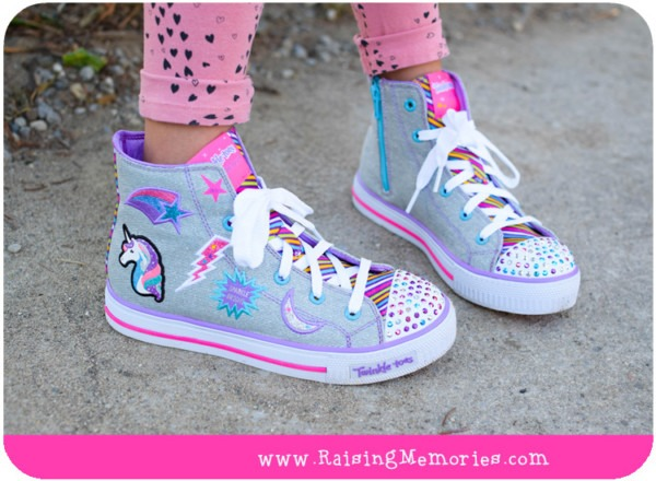 Fun Fall Shoes For Kids & Tweens With Skechers