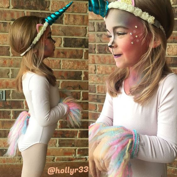 Diy Women's Unicorn Costume