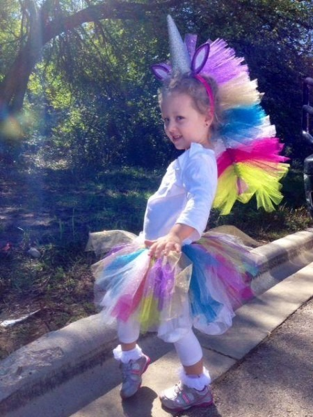 Homemade Unicorn Costume Ideas