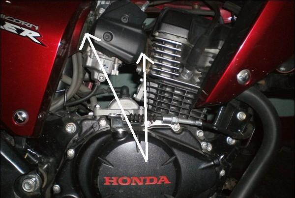Honda Unicorn Dazzler