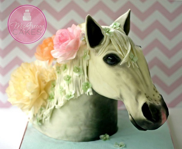 Horse Cakes And Tutorials – Cake Geek Magazine