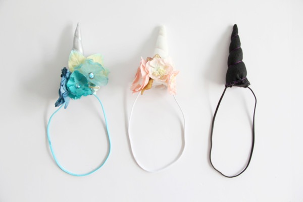 How To Make A Unicorn Headband Diy