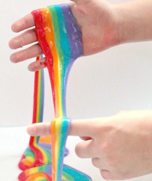 How To Make Unicorn Poop Slime