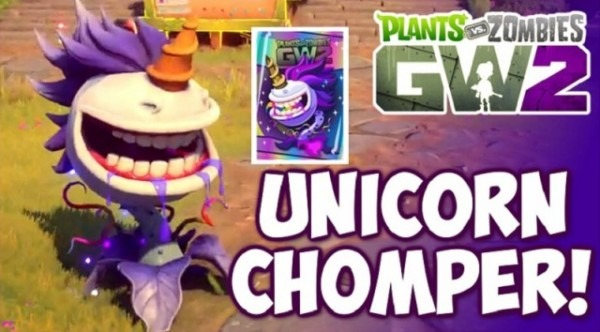 How To Unlock The Legendary Unicorn Chomper In Plants Vs  Zombies