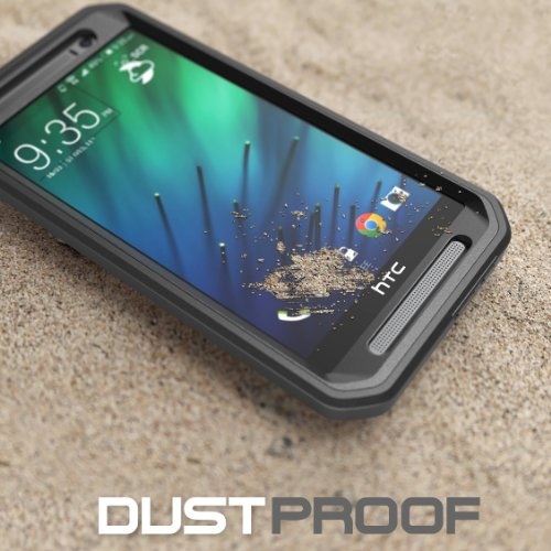 Htc One M8 Case, Supcase [heavy Duty] Htc One M8 Case 2014 Release