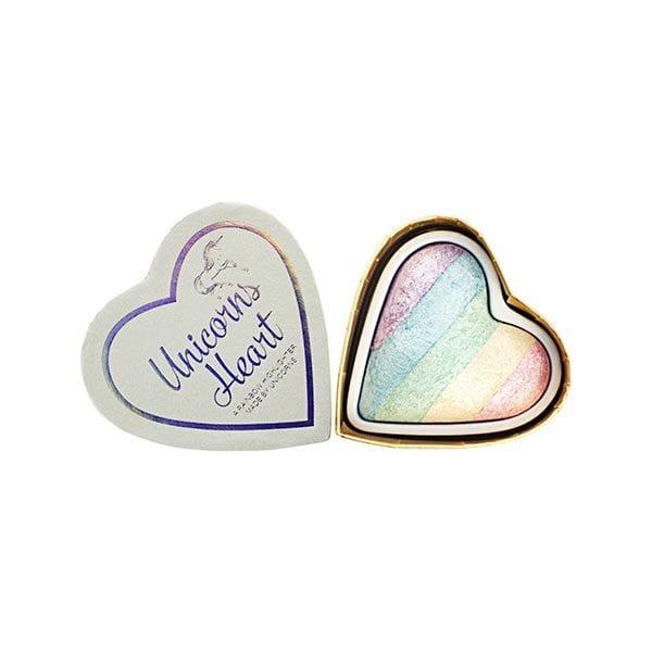 I Heart Revolution Unicorn Heart Rainbow Highlighter