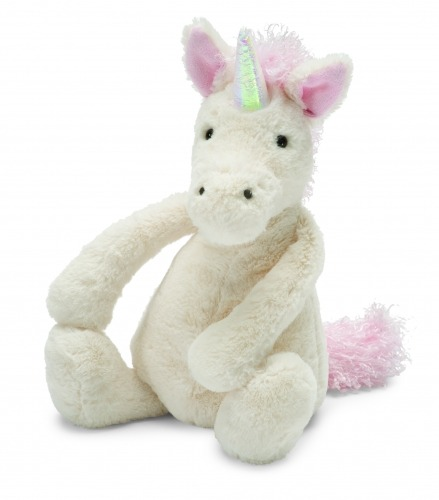 Jellycat Huge Bashful Unicorn   Plush Unicorn