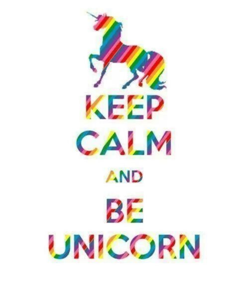 Keep Calm And Be Unicorn Pictures, Photos, And Images For Facebook