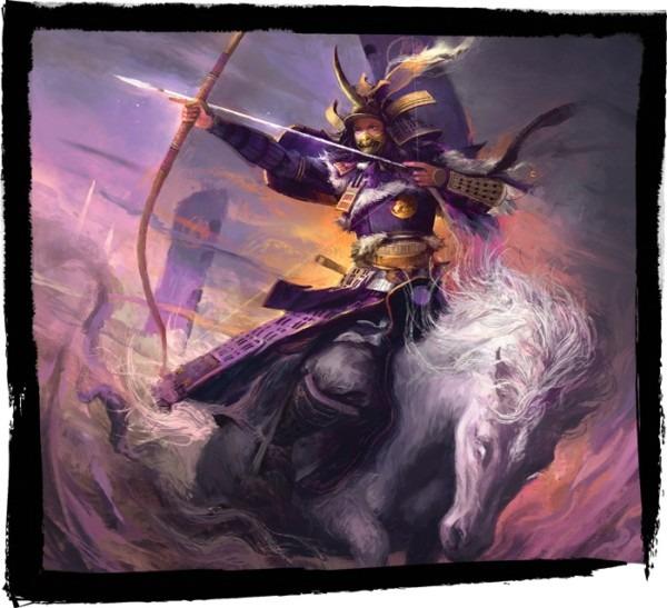 L5r  Unicorn Clan Preview