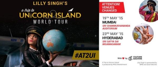 Lilly Singh, A Trip To Unicorn Island