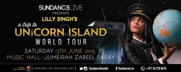 Lilly Singh's A Trip To Unicorn Island — Platinumlist Net