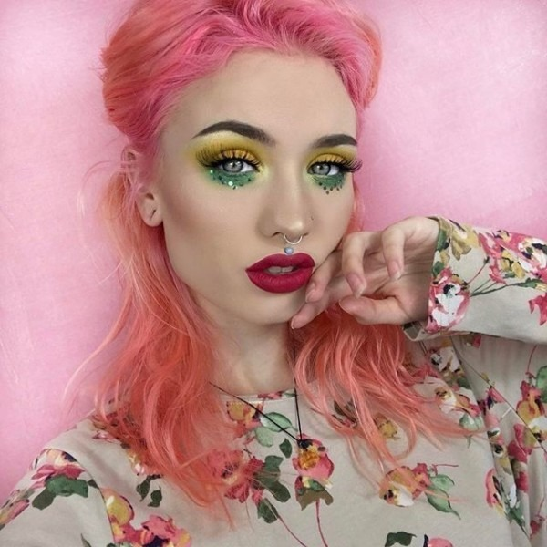 Lime Crime Unicorn Hair – Bunny